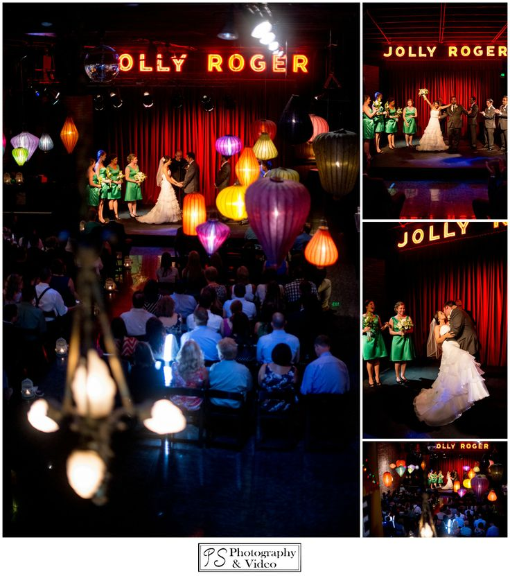 Georgetown Ballroom - Seattle Wedding Venue  Photo Credit: PS Photography