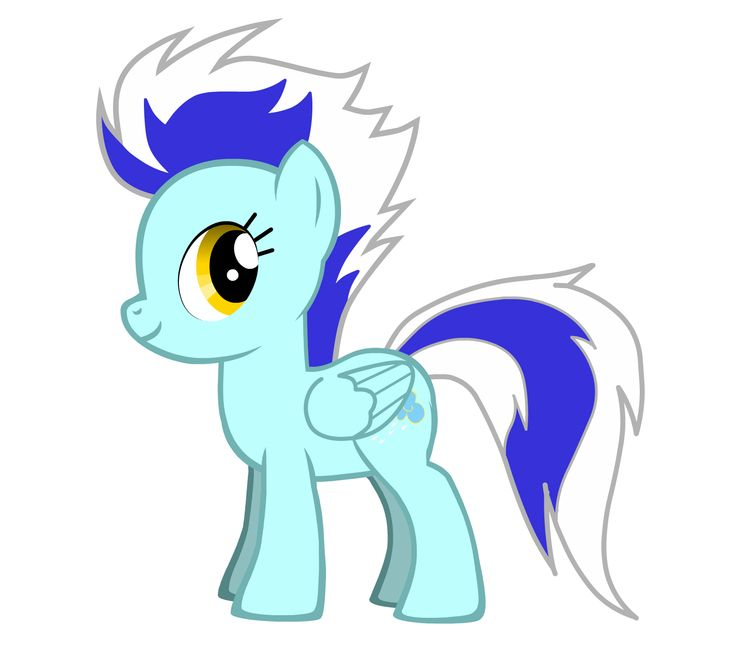 My Little Pony Creator - Filly Rain Chaser