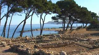 RUINAS DE AMPURIAS video reportaje estartit tv ruines D'EMPURIES costa brava