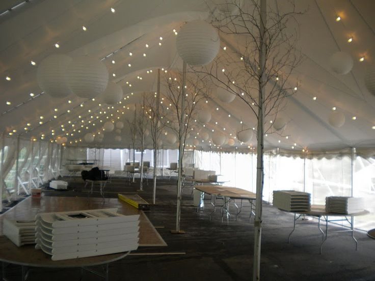 perimiter globe lights   Special Events of New England   Tent & Party Rentals in MA, NH, ME ...