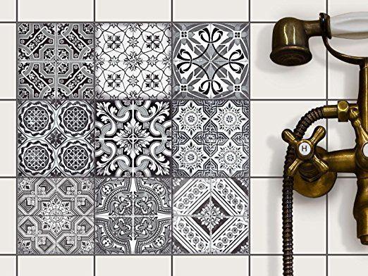 Lovely Mosaikfliesen Folie CREATISTO Fliesensticker u Fliesenaufkleber Klebefolie Fliesen Aufkleber Folie Sticker f r K che