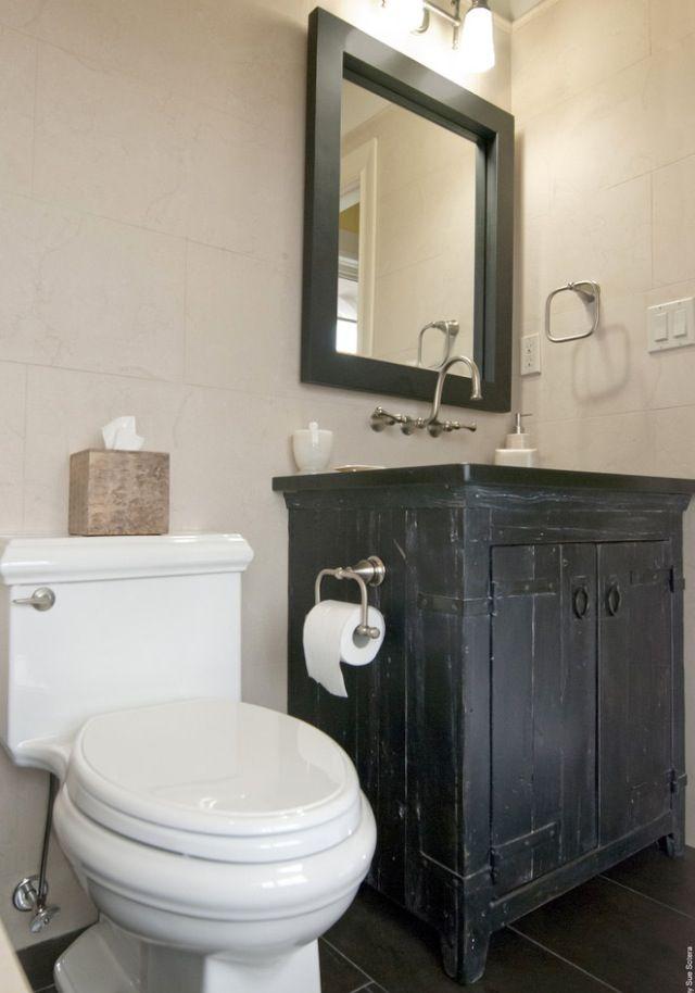 11 best Powder Room DIY images on Pinterest | Bath vanities ...