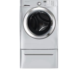 Check out this Frigidaire 3.8 Cu.Ft. Front Load Washer featuring Ready Steam and other appliances at Frigidaire.com