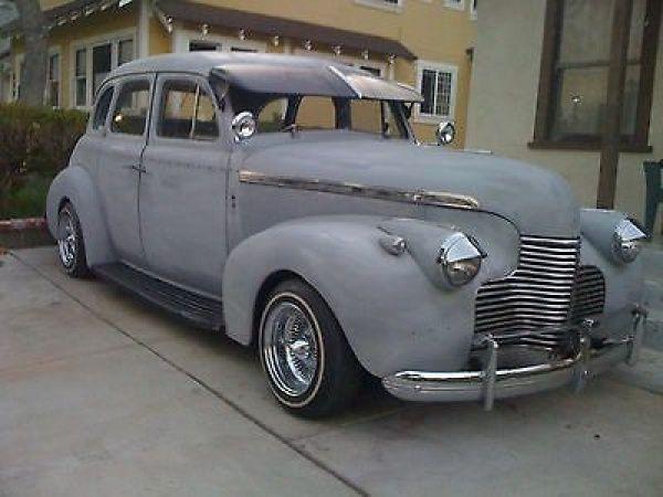 Chevrolet other 4 door sedan 1940 chevy special deluxe for 1942 ford 4 door