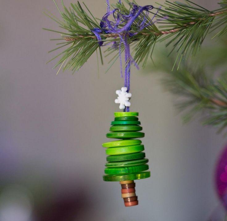 Weihnachtsbaumschmuck mit den kindern basteln idee f r for Weihnachtsbaumschmuck selber machen