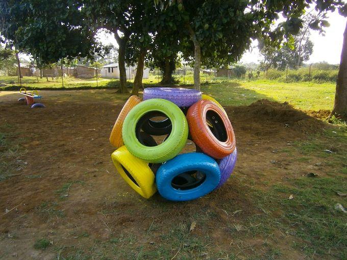 East African Playgrounds - Uganda