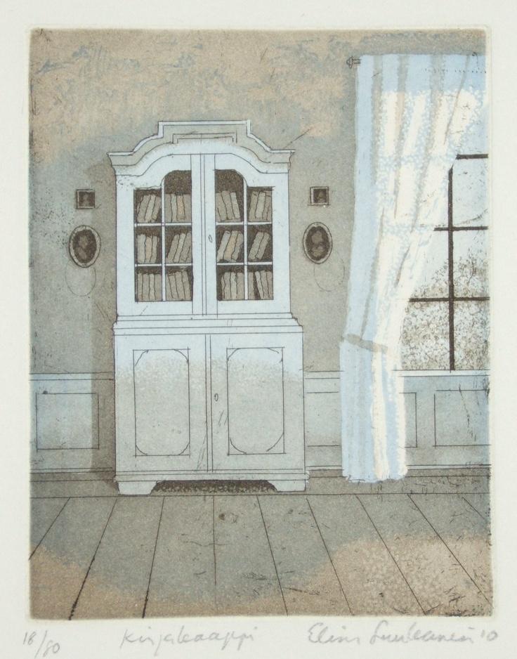 Elina Luukanen - Kirjakaappi