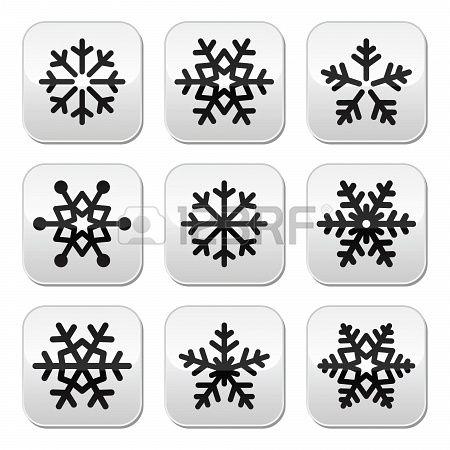 Flocon snowflaks