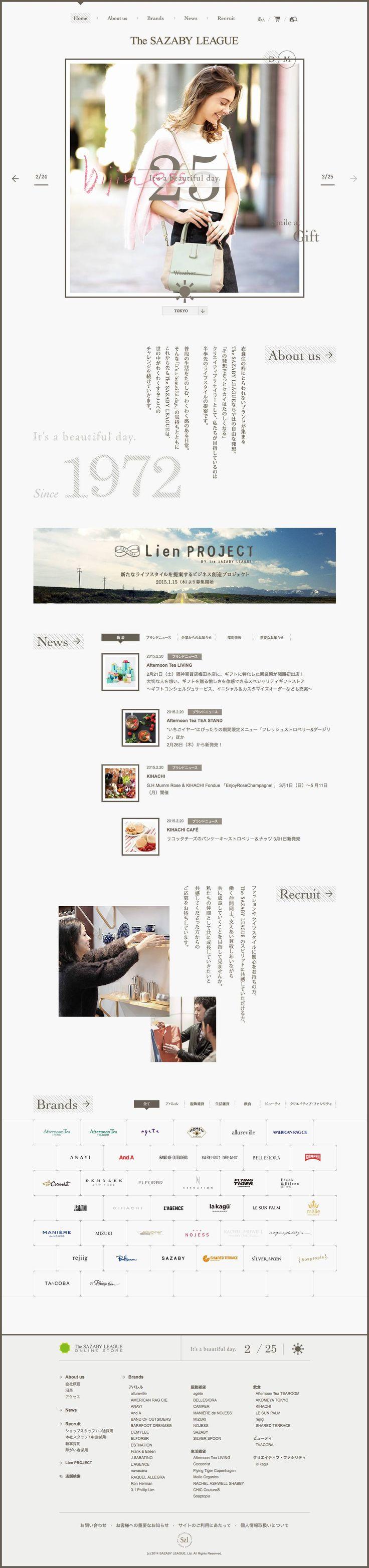 http://www.sazaby-league.co.jp/