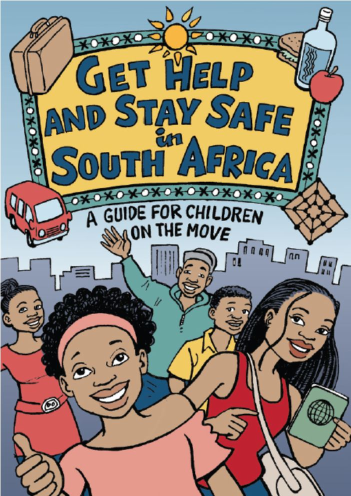 Save the Children South Africa  |  Get Help and Stay Save in South Africa