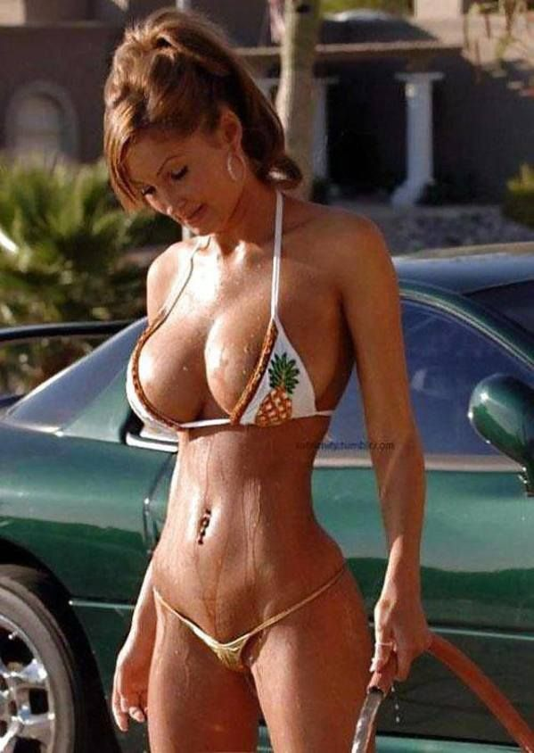 Not The Average Mom In Bikini - PHOTO GALLERY