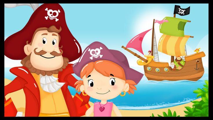 http://www.mondedespetits.fr/ Voici la chanson des gentils pirates pour les enfants. Grâce à cette comptine les enfants apprendront les contraires ! Paroles ...