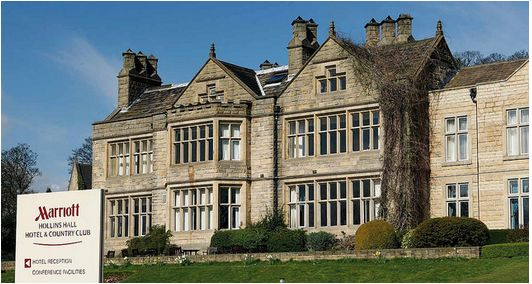 Location in which one of the Chocolate team building events was held. (Marriott Hollins Hill Hotel)