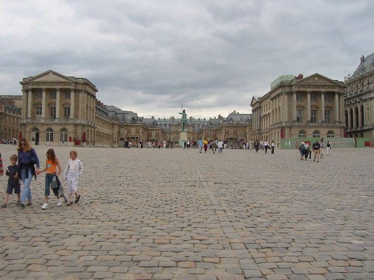 Versalles, Francia