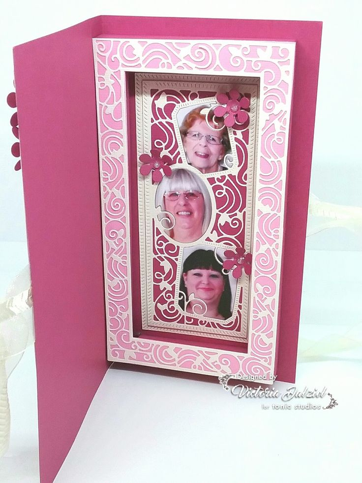 Good evening crafters!     Well not long to wait now for the launch on Friday of the shadow box die sets,the show kicks off at 9am Fr...