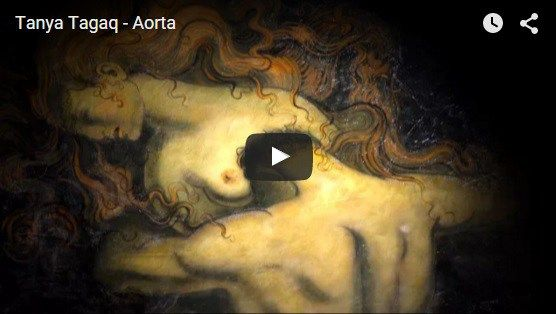 Aorta: Incredible New Music Video from Throat Singer Tanya Tagaq