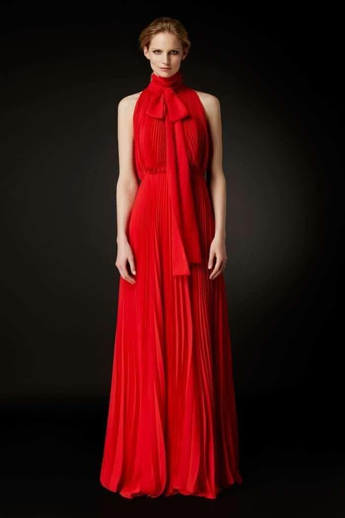 46976b29ade2 45 vestidos rojos de noche que te hipnotizarán | fashion | Vestidos ...