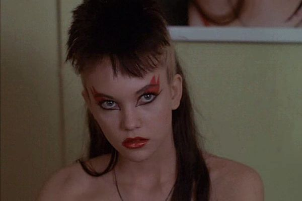 Laura Dern, baby punk in Ladies and Gentleman, The Fabulous Stains, 1982