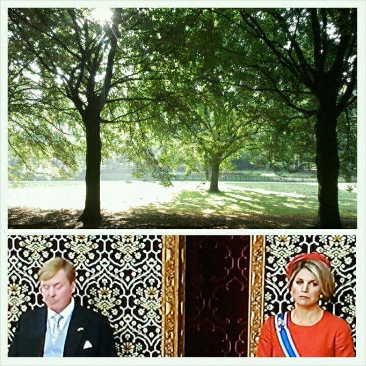16.9.14 Pracht & Praal op de 200ste Prinsjesdag.
