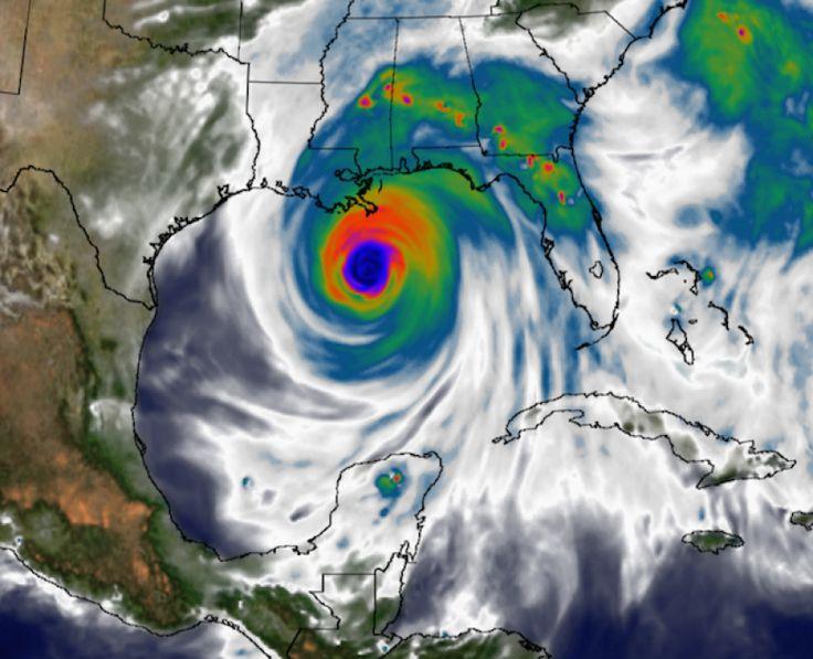 Hurricane Models Have Gotten Way Better Since Katrina
