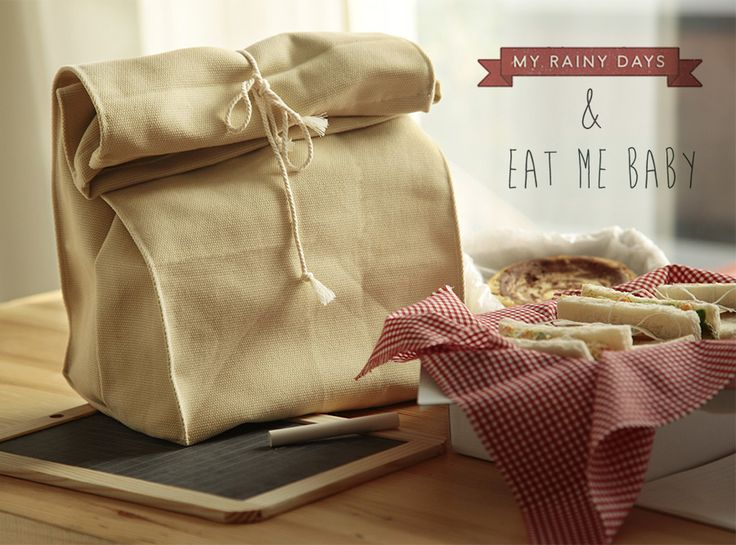 Couture - Le Lunch Bag - My Rainy Days