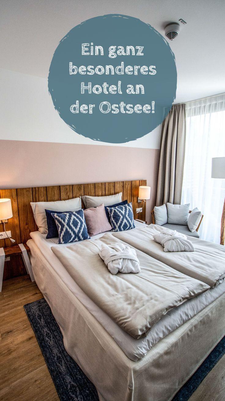 Zu Besuch Im Nachhaltigen Sand Lifestyle Hotel Unterkunft Ostsee Ostsee Urlaub Hotel Und Unterkunft