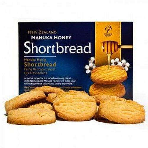 ... honey shortbread gourmet shortbread zealand manuka manuka honey new