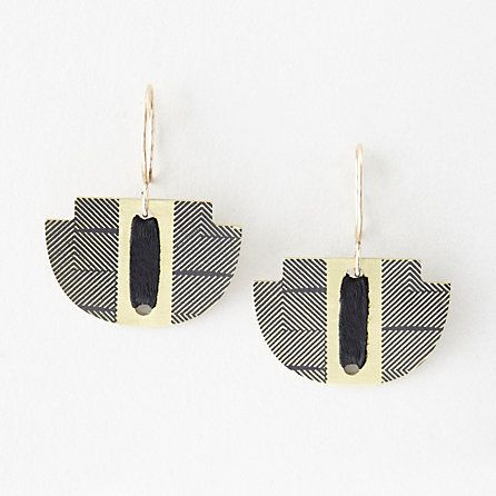 Your Nature Earrings by AK VINTAGE
