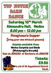 Alexandra Hall - Barn Dance.