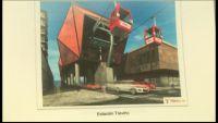 Colegio de Arquitectos critica proyecto de Teleférico  Es una copia del museo del chocolate