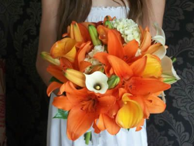 Wedding Flowers By Jacqui McAuley From Of The Coast Gold Queensland