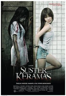 """Click """"Visit"""" button for watching streaming movie online at Layar Perak, watch movie Suster Keramas (2009) for free forever"""