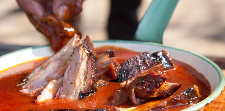 Sticky short ribs - leave the fork at home for this one!