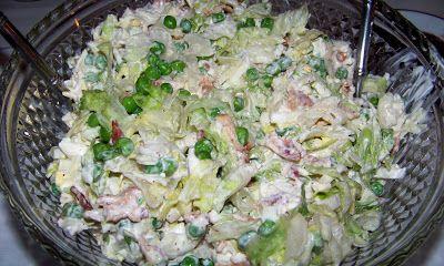 On My Menu: 24 Hour Salad