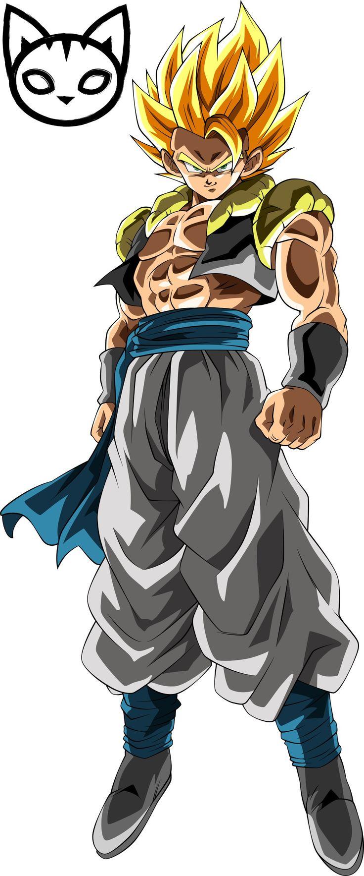Goku 😍   Dessin goku, Dessin animé japonais, Art héros