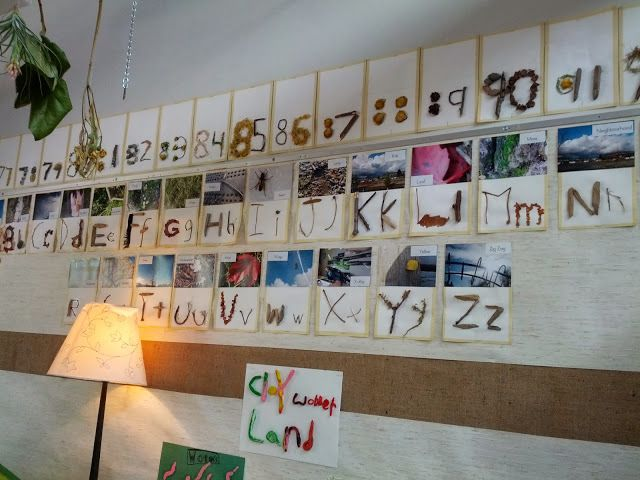 Oh Miss Donna!: Visiting Reggio Inspired K 1 Class! (Pictures - Part 1)