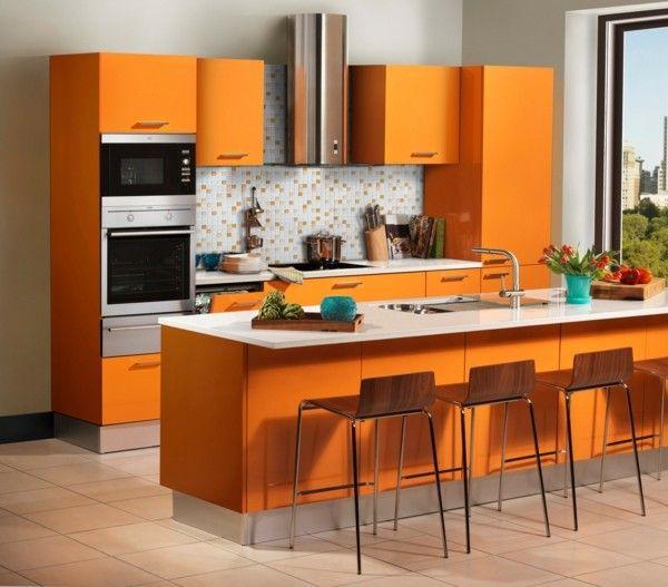 338 best Küche - Einrichtungsideen und Möbel images on Pinterest - küchenideen kleine küchen