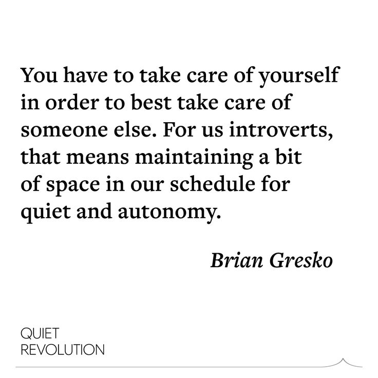 What An Introvert Needs In A Relationship