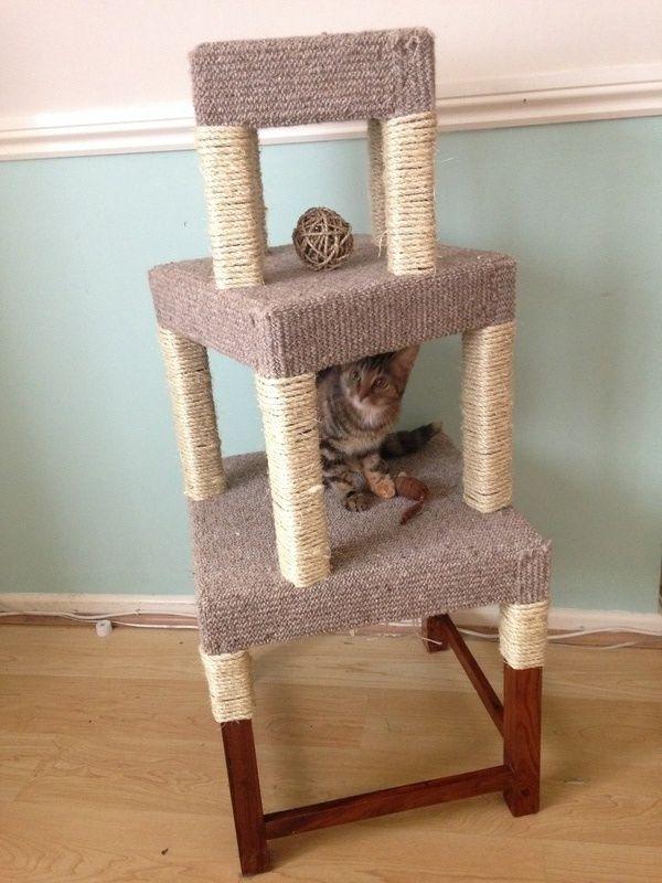 27 besten katzenwand kratzbaum bilder auf pinterest katzenbaum katzenm bel und die katze. Black Bedroom Furniture Sets. Home Design Ideas