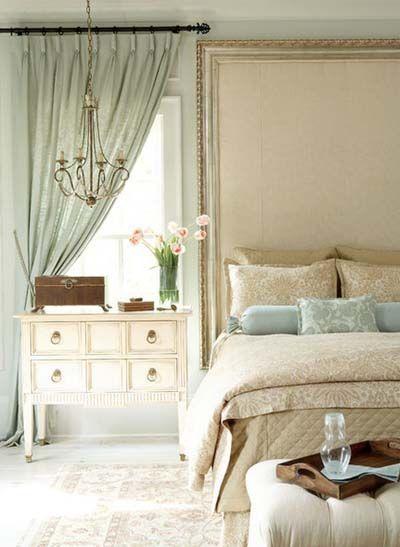 Más de 1000 ideas sobre dormitorios románticos en pinterest ...