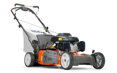 husqvarna self propelled lawn mower manual