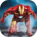 Pagini de colorat de Iron Man pentru a picta