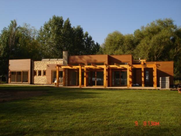 casas mediterraneas de madera - Buscar con Google