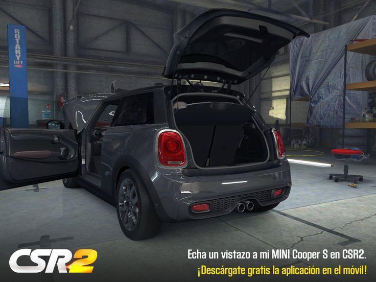 Echa un vistazo a mi MINICooperS en CSR2. http://nmgam.es/cs2srshr