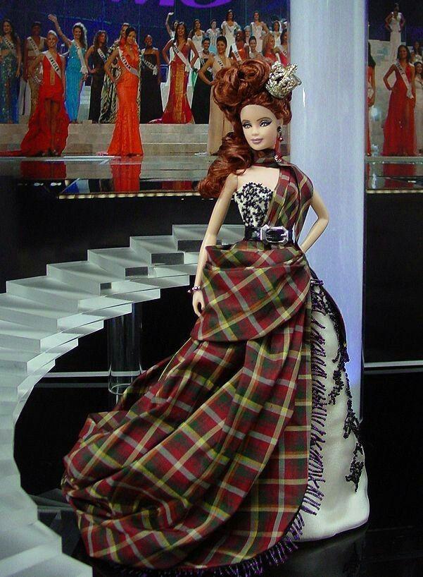 Куклы OOAK Barbie NiniMomo » Территория дизайнера и веб