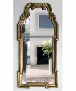 Photo of ¥158 European makeup mirror Bar hotel club living room entrance bedroom decorative mirror Bathroom mirror…