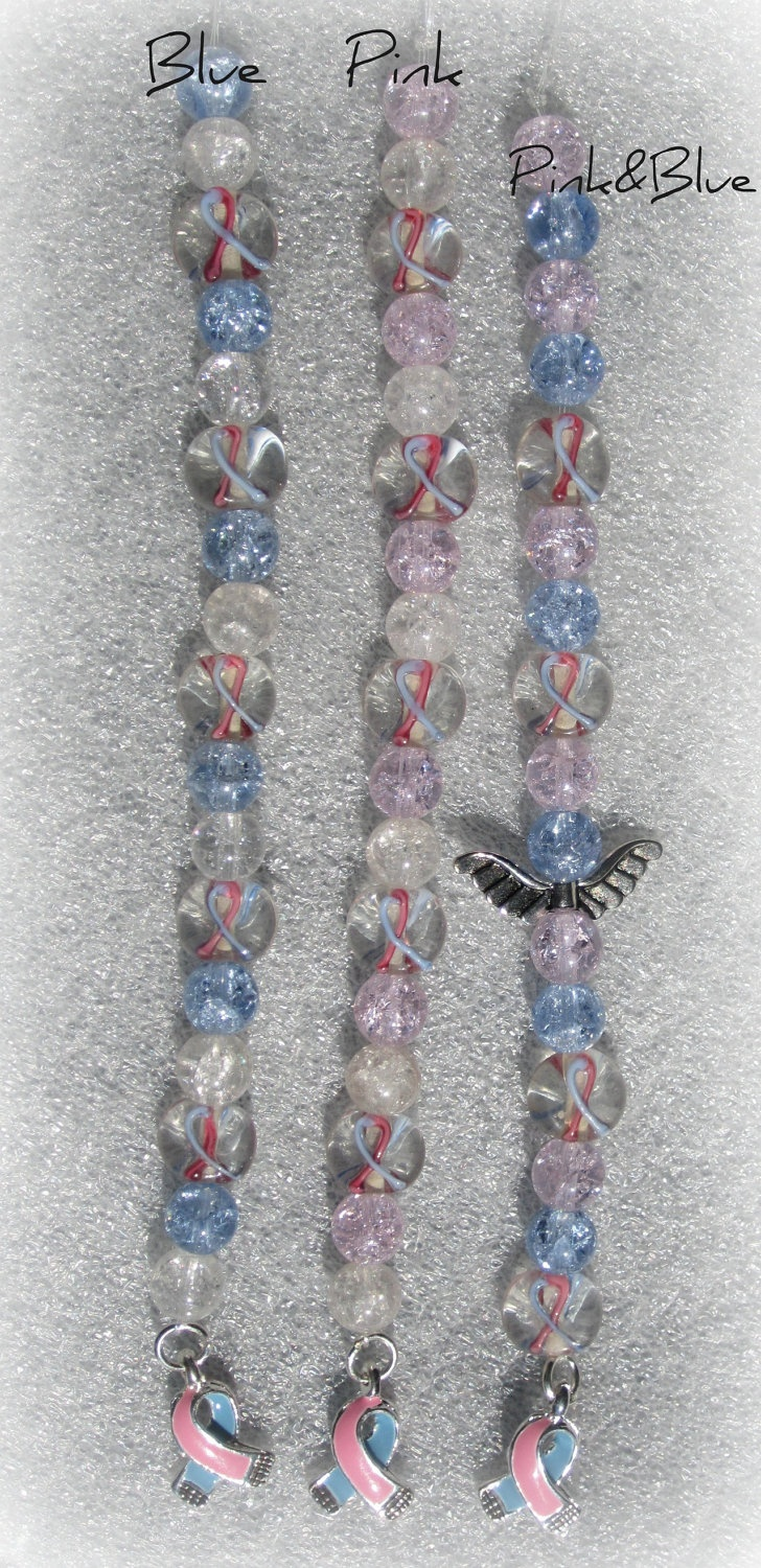 Miscarriage Infant and Pregnancy Loss SIDS Awareness rearview mirror dangles