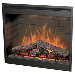 "Dimplex 30"" Purifire Plug In Electric Fireplace DF3015"