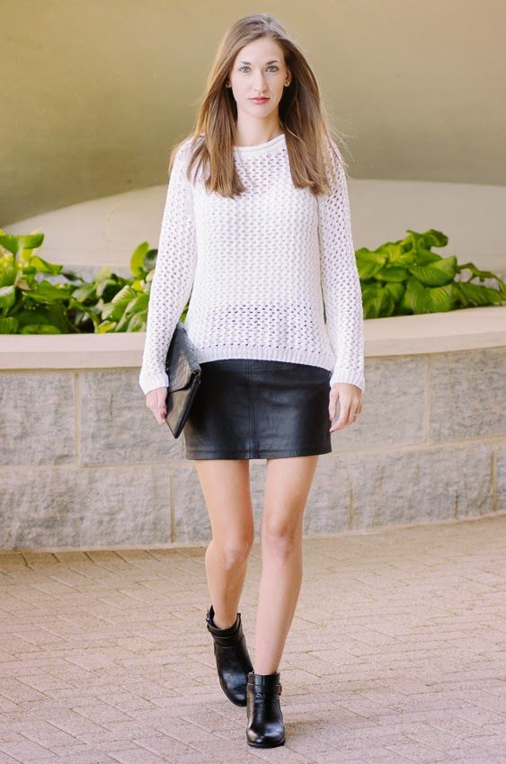 17 Best images about Ankle Boots w/Skirts & Dresses on Pinterest ...