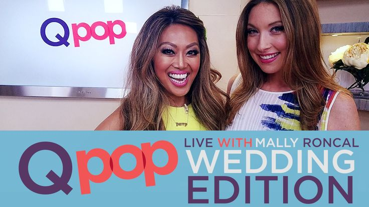 On the first QVC Qpop Live livestream with Courtney Cason!